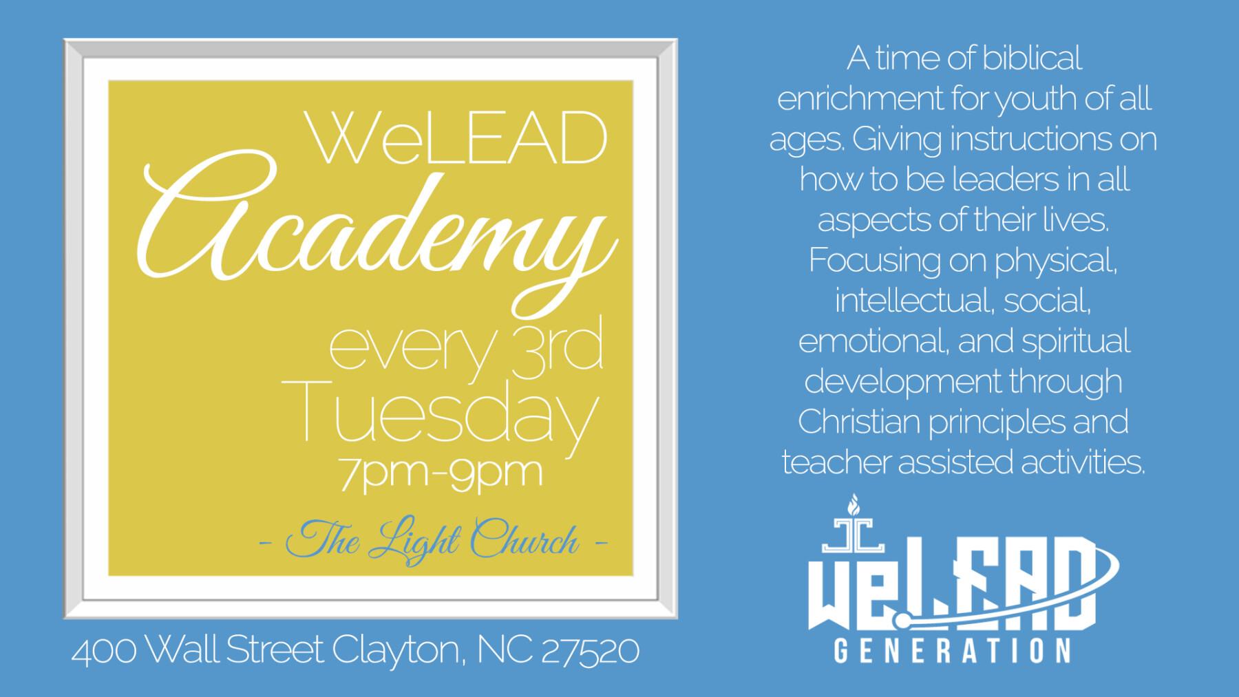 WeLead Academy