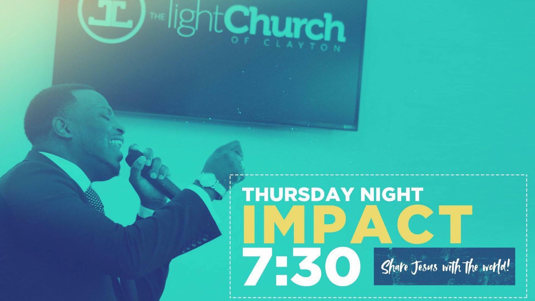 Impact @ The Light